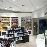 Conception agencement Boutique de la Thalasso Roscoff